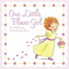Flower girl gift! (They also have one for ring bearers! )