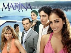 Marina (Mexico & USA 2006) - Sandra Echeverría & Manolo Cardona
