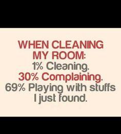 . True