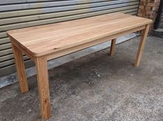 Woodkeeper Furniture creates custom made timber furniture including dining tables, bedroom furniture, storage and outdoor tables. All peices can be made from recycled timber or new timber. Recycled Timber Furniture, Custom Made Furniture, Bespoke Furniture, Outdoor Tables, Small Apartments, Bedroom Furniture, Hardwood, Recycling, This Is Us