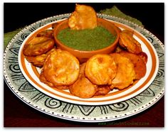 Sweet Potato Lentil Fritters with mint cilantro dip