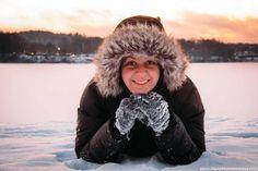 Como se vestir no inverno naSuécia