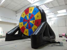 Foot Darts | Outdoor Attractions | The Events Company