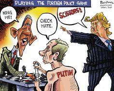 Phil Hands Editorial Cartoon, May 01, 2016 on GoComics.com