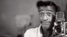 Sammy Davis Jr, self portrait