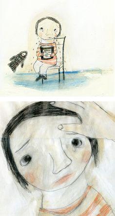manon gauthier: Les larmes de Fanette