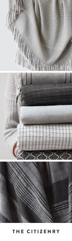 Ethically made. Meet our collection of alpaca throws. Home Design, Home Interior Design, Black White Bedrooms, Small Cottage Homes, Alpaca Throw, Workspace Inspiration, Vintage Interiors, Living Room Grey, Handmade Home Decor
