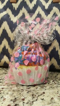 Need An Idea For A Great Gift? LulaRoe Leggings Wrapped As A Cupcake Are A