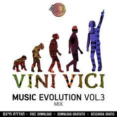 Vini Vici (Sesto Sento + Gataka) - Music Evolution Vol.3 (psy progressive mix, 12.2015)