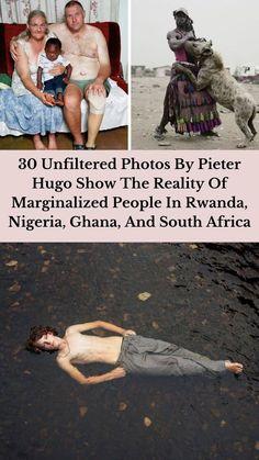 Pieter Hugo is a 44-year-old South African photographer born in Johannesburg, now based in Cape Town. #30 #UnfilteredPhotos #PieterHugo #Rwanda #Nigeria #Ghana #SouthAfrica