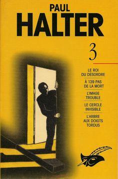 Les Intégrales du Masque - Paul Halter - Volume 3 - Recto - Novembre 2001