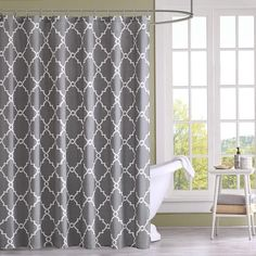 Concierge Collection Saratoga Shower Curtain