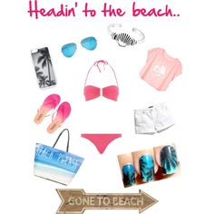A fashion look from April 2015 featuring striped t shirt, h&m shorts and bathing suits bikini. Browse and shop related looks. Summer Fashion For Teens, Teen Fashion, Melissa Odabash, Bling Jewelry, Polyvore Fashion, Ray Bans, Zero, Victoria's Secret, Shoe Bag