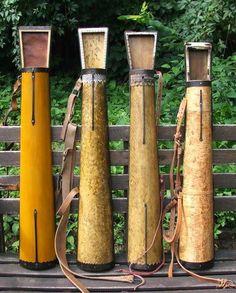 EREDETI MAGYAR PUZDRA.  THE PURE HUNGARY PUZDRA (quiver) Archery Quiver, Arrow Quiver, Archery Bows, Medieval Crossbow, Viking Sword, Archery Equipment, Longbow, Traditional Archery, Bow Arrows