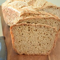 easy sourdough bread and info on how to make a starter