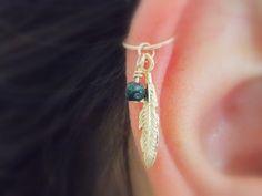 or boucle d'oreille Cartilage cerceau de par sofisjewelryshop
