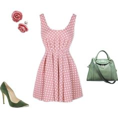 """Soft Summer Light/Cool Summer - soft pink"" by adriana-cizikova on Polyvore"