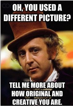 Happy Star Congratulations | MY TEAM DOING ABSOLUTELY ... Willy Wonka Meme Generator