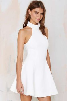 Keepsake Run Around Fit & Flare Dress -  | Dresses | $117
