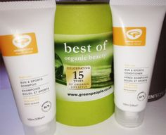 Win a best of organic beauty set  With Daisy's deal of the day worth £19.98