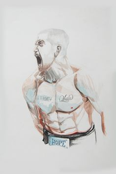 Southpaw illustrations done by Design Art, Graphic Design, Illustrations, Ink, Painting, Fictional Characters, Painting Art, Illustration, Paintings