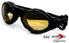 Black Frame/Amber Lens  #bobster @bobstereyewear #goggles #anysunglasses #protective #sunglasses #sunnies #sunglass www.anysunglasses.com www.pinterest.com/anysunglasses