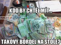 Kdo by chtěl mít… Stupid Memes, Funny Jokes, Chuck Norris, Good Jokes, Funny Pins, Funny People, Bff, Haha, Funny Pictures