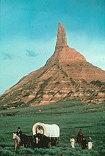 The Oregon Trail: Chimney Rock Study History, Us History, American History, Church History, History Classroom, Teaching History, Pioneer Life, Westward Expansion, 4th Grade Social Studies