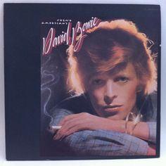 David Bowie Young Americans Vinyl Record LP 1975 RCA Glam Rock Funk Soul Classic…