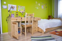 Toddler Bed, Furniture, Home Decor, Child Bed, Decoration Home, Room Decor, Home Furnishings, Arredamento, Interior Decorating
