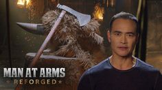 Viking Dane Axe - For Honor - Man At Arms: Reforged (feat. Mark Dacascos)