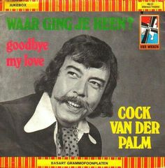 Funny album cover wtf cock van der palm music to masturbate to I'm assuming
