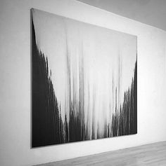 Great idea for an art piece on that big wall you don't know what to do with.