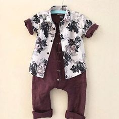 girl flower playsuit, baby romper, harem overall Kids Outfits, Summer Outfits, Going Home Outfit, Black And White Baby, Baby Boy Romper, Baby Boy Gifts, Baby Shirts, Girls Rompers, Floral Romper
