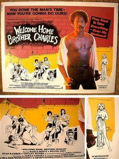 Welcome Home Brother Charles...Blaxploitation Posters - Bing Images