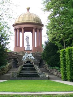 Schloss Schwetzingen, Park