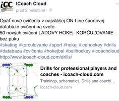 50 novych cviceni pre Ladovy hokej - korculovanie v Najvacsej On-line databaze sportovych cviceni