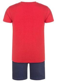 Die Schlümpfe - Pyjama - red/dark blue