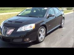 2009 Pontiac G6 GXP edition SEDAN