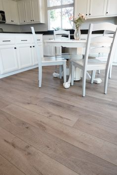 Provenza Vinyl Flooring Review - Cutesy Crafts Luxury Vinyl Plank, Beautiful Flooring, Kitchen Flooring, Kitchen Remodel, Vinyl Flooring, Vinyl Wood Flooring, Wood Vinyl, Flooring Options, House Flooring