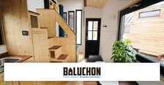 L'équipe Baluchon vous souhaite la bienvenue ! Fabrication française de tiny houses sur mesure et outils pour les auto-constructeurs/trices.