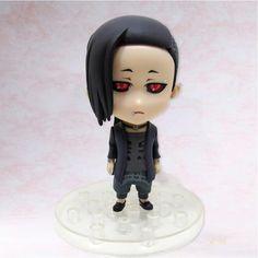"Tokyo Ghoul Cosplay Uta Necklace Pendant ""Art Mask Studio""Handmade Punk Collars"