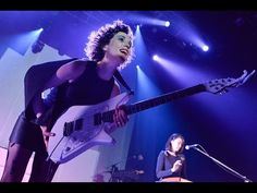 2015, FEB.   The show taken place in Tokyo,  right after the Grammy award. St. Vincent -  Every Tear Disappears at Hostess Club Weekender 2015/2