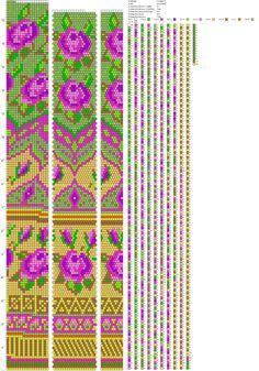 Фотографии Жгуты из бисера схемы – 24 альбома Crochet Bracelet Pattern, Crochet Beaded Bracelets, Bead Crochet Rope, Bracelet Patterns, Beaded Crochet, Beaded Jewelry, Beading Projects, Bead Crafts, Loom