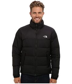 60b96f44 The North Face Nuptse Jacket Mens TNF BlackTNF Black Large -- You can get  more