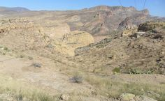 Apache Trail - Fishcreek HIll