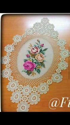 45 Vintage Lace Evaluation Model (Pike Table Cloth Napkin) 2019 - HOME S . Filet Crochet, Crochet Lace, Cloth Napkins Bulk, Napkins Set, Sewing Mitered Corners, Crochet Design, Vintage Lace, Doilies, Hand Embroidery