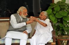 Prime Minister Narendra Modi's mother Heera Ba had not been able to visit PM Modi's residence. This time she came to Delhi to visit him and also stayed for 5 days.