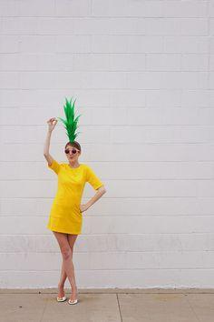 papel maçã: Fantasias de carnaval - DIY