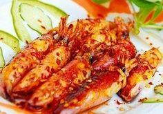 Mùi vị - Ẩm thực Việt nam - Món ăn cuối tuần (mực chiên nước mắm) Vietnamese Cuisine, Vietnamese Recipes, Asian Recipes, Fresh Seafood, Tempura, Fish Sauce, Da Nang, Stir Fry, Soul Food